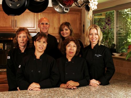 culinary entourage
